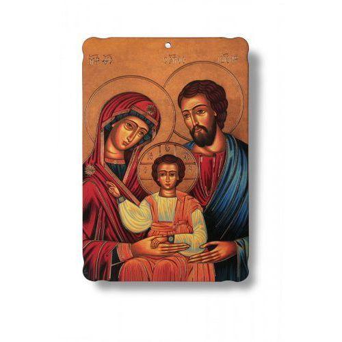 Obrazek na drewnie Święta Rodzina, 91F6-880EA