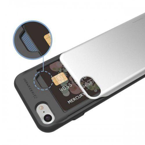 Mercury Etui SKY SLIDE iPhone 7/8 czerwony (8806164336052)