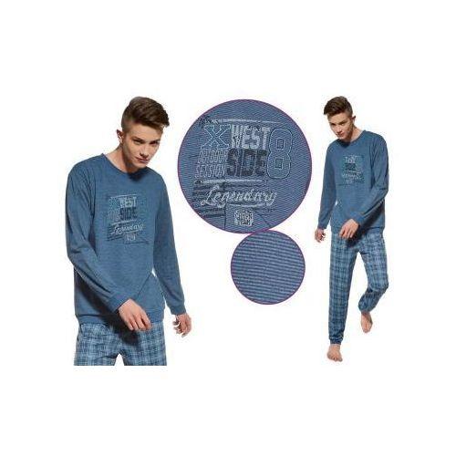 Cornette Piżama młodzieżowa west: niebieski