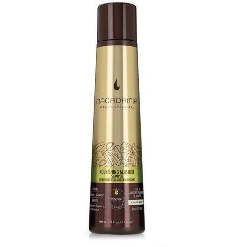 Macadamia nourishing moisture | nawilżający szampon do włosów szorstkich 100ml