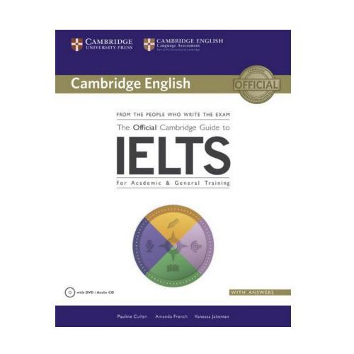 The Official Cambridge Guide to IELTS, w. DVD-ROM