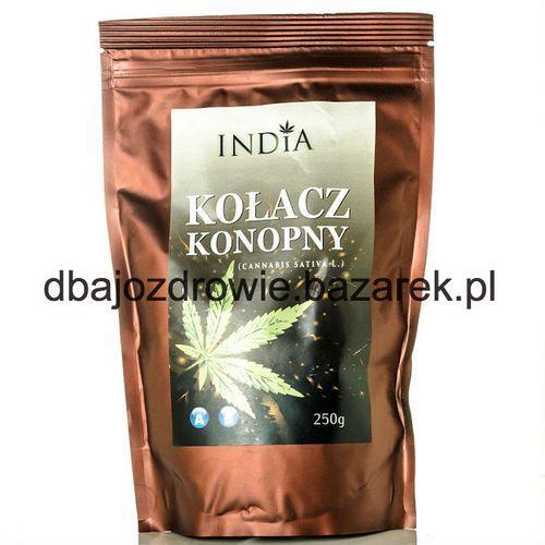 Kołacz konopny , 250g marki India cosmetics