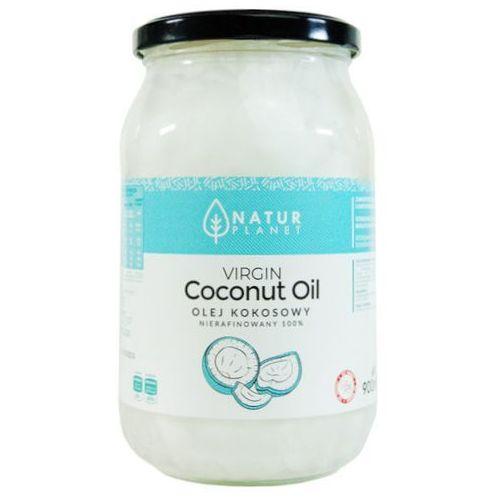 Natur planet Olej kokosowy nierafinowany 900ml
