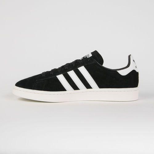 originals trampki niskie 'campus' czarny / biały marki Adidas