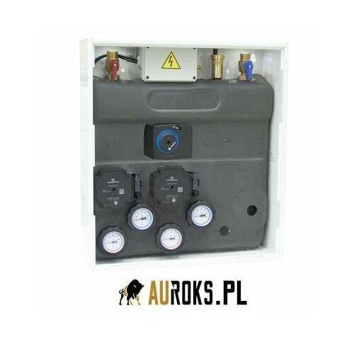 Afriso zestaw mieszający primobox azb 205 w szafce, bez mieszania, zawór obrotowy z siłownikiem arm 141