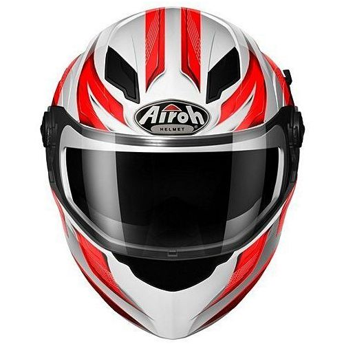 Kask movement strong red marki Airoh
