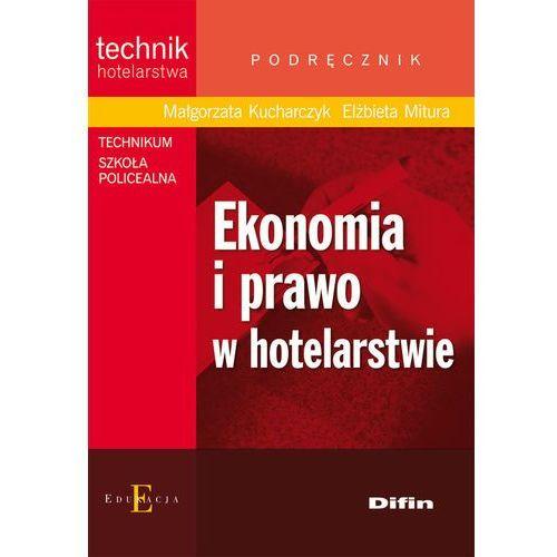 Ekonomia i prawo w hotelarstwie Podręcznik (2013)