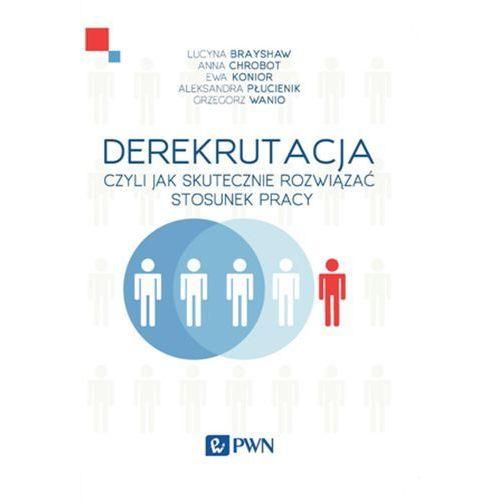 Derekrutacja czyli jak skutecznie rozwiązać stosunek pracy (240 str.)