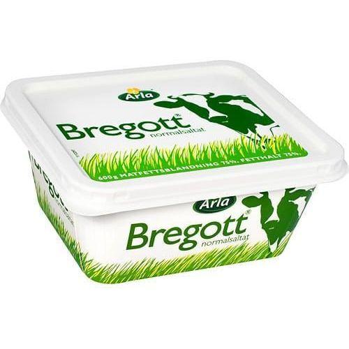 - normalsaltat 75% - naturalne masło - 600g - ważność: 21.01.2021 marki Bregott