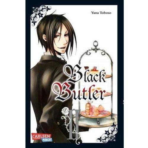 Black Butler. Bd.2