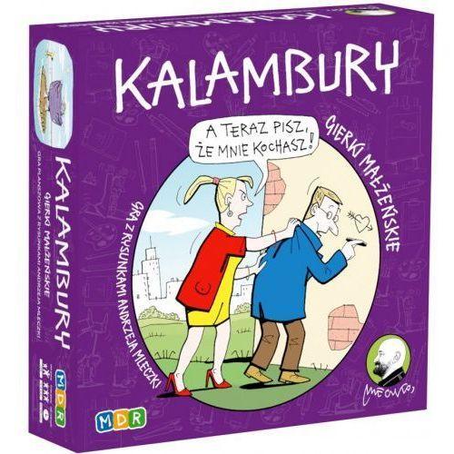 Gra Kalambury - DARMOWA DOSTAWA OD 199 ZŁ!!!