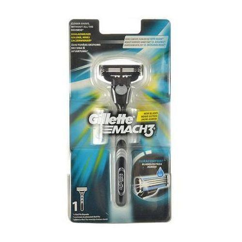 Gillette Mach3 maszynka do golenia 1 szt dla mężczyzn (4902430510479)