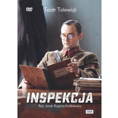 Inspekcja Teatr Telewizji DVD (5902739661024)