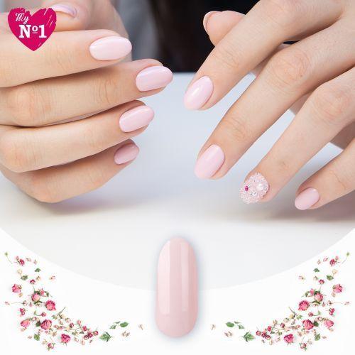 Wzorki na paznokcie MyNo1 Delikatna elegancja