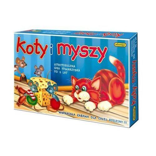 ADAMIGO Gra Koty i Myszy