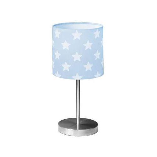 KIDS CONCEPT Lampka na biurko Star, kolor niebieski od pinkorblue.pl