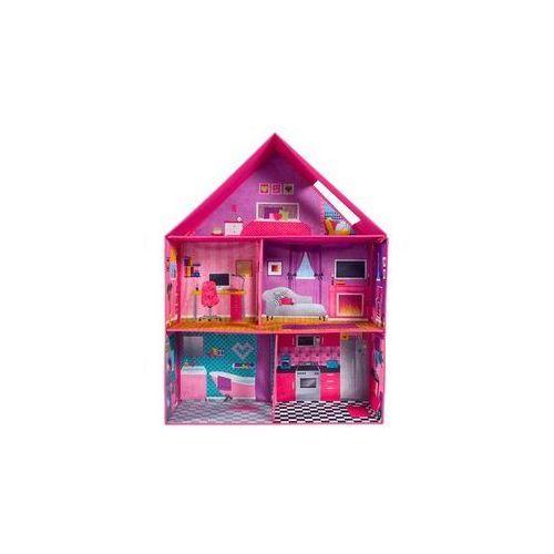 Domek dla lalek duży składany - produkt dostępny w RAVELO