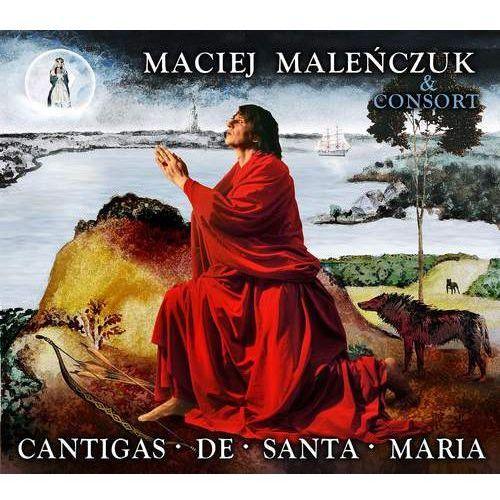 Warner music poland Cantigas de santa maria - maciej&consort malenczuk (płyta cd)