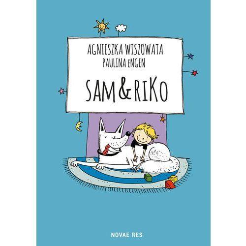 Sam & Riko - Wiszowata Agnieszka, Engen Paulina (9788379426225)
