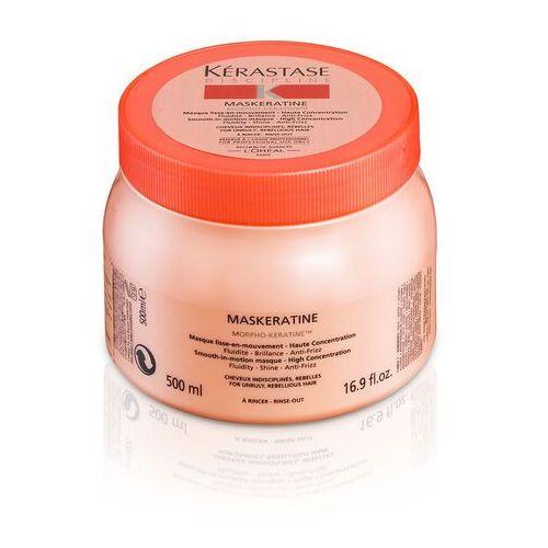 Kérastase discipline maskeratine smooth-in-motion maska do włosów 500 ml dla kobiet (3474630655034)