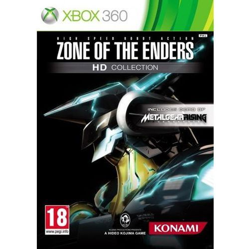 Zone of the Enders HD Collection (Xbox 360)