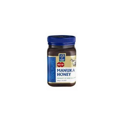 Manuka health new zealand Miód manuka mgo 100+ 500 g