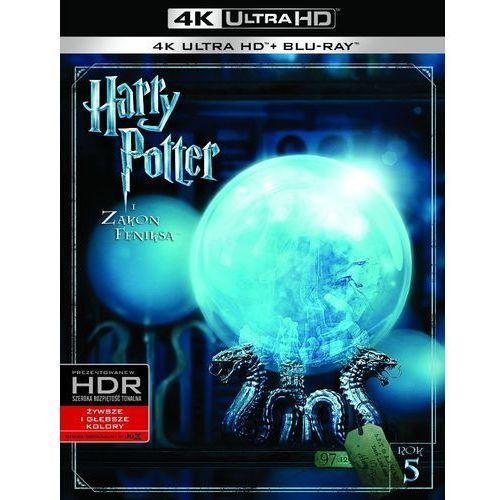 David yates Harry potter i zakon feniksa (4k ultra hd) (blu-ray) - darmowa dostawa kiosk ruchu (7321999345754)