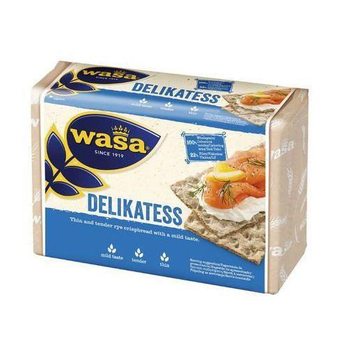Wasa pieczywo chrupkie delikatess 270 g (7300400117951)