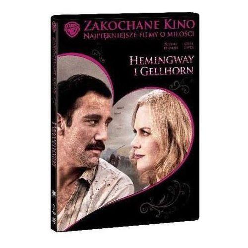 Hemingway & Gellhorn (DVD) - Philip Kaufman OD 24,99zł DARMOWA DOSTAWA KIOSK RUCHU (7321910323694)