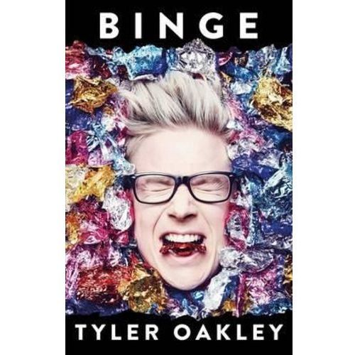 Tyler Oakley - Binge (9781471162077)