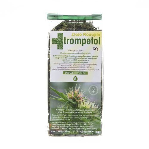 Trompetol Zioło Konopi XQ+ - 40 g (8595247802149)