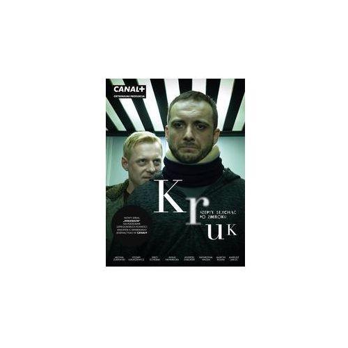 Kruk dvd. darmowy odbiór w niemal 100 księgarniach! marki Maciej pieprzyca