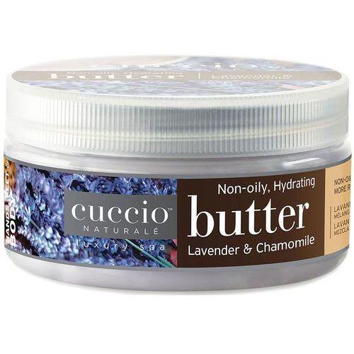 Cuccio Butter Blend | Nawilżające masło do ciała - lawenda i rumianek 226g