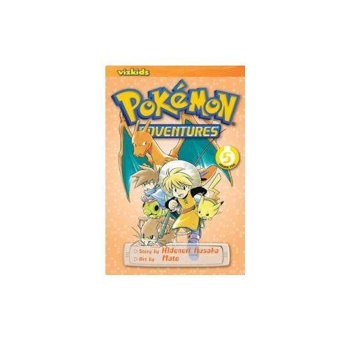 Pokemon Adventures (Red and Blue), Vol. 5, Kusaka, Hidenori