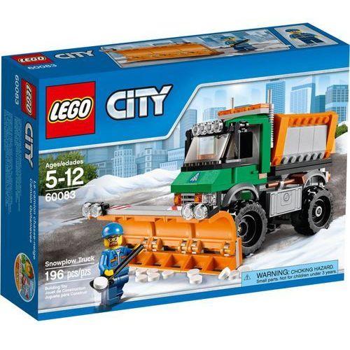 Lego City PŁUG ŚNIEŻNY 60083 z kategorii: klocki dla dzieci