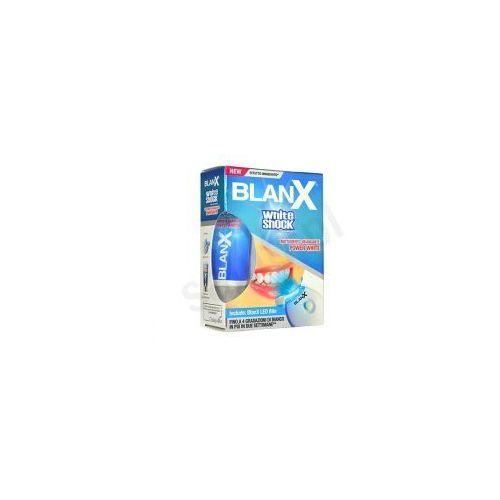 Blanx white shock 30ml+ system wybielający led- wybielająca pasta do zębów marki Coswell spa