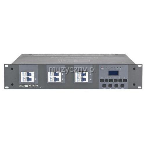 ddp-616 dimmer dmx 6-kanałowy marki Showtec