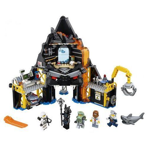 Lego NINJAGO Wulkaniczna kryjówka garmadona garmadon's volcano lair 70631