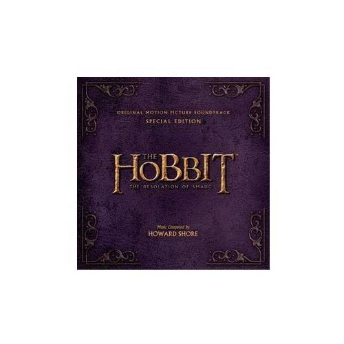 Hobbit: The Desolation Of Smaug (hobbit: Pustkowie Smauga), The - Soundtrack (Płyta CD) (0602537617043)