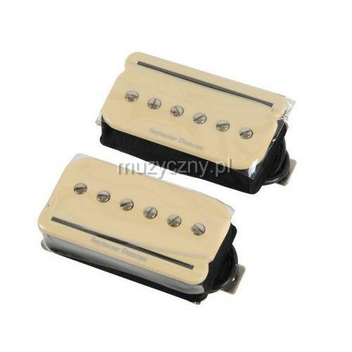 Seymour duncan shpr 1n cre model p-rails przetwornik do gitary elektrycznej, kolor kremowy