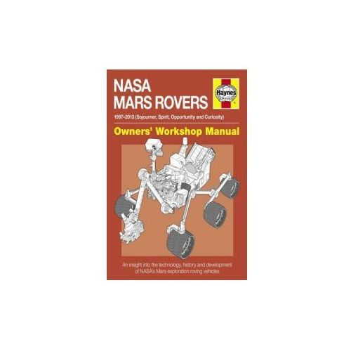 Mars Rovers Manual (9780857333704)