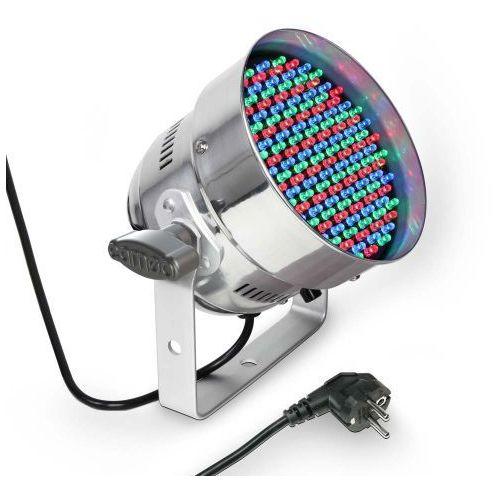 par 56 can rgb 05 ps - reflektor par 151x5 mm led rgb w polerowanej obudowie marki Cameo