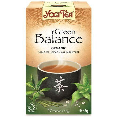 Herbata Zielona Równowaga BIO ekspresowa (17x1,8g) (4012824401914)