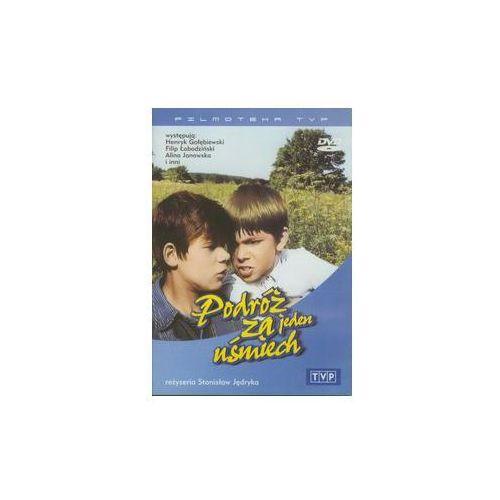 Podróż za jeden uśmiech DVD (5902600063629)