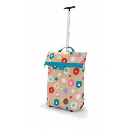 TROLLEY M Wózek na Zakupy - Funky Dots 1, wózek na zakupy Reisenthel