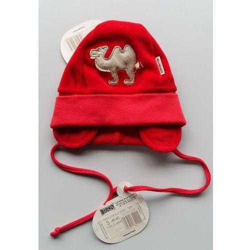 45eceaf29bf8da Czapka dla dziecka Birko wielbłąd czerwona 24h ROZMIAR: 46-48, KOLOR:  czerwony,, kolor czerwony 14,90 zł Czapka dziecieca wytworzona z cienkiego  polaru o ...