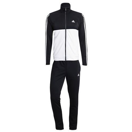 adidas Performance SET Dres black/white, kolor czarny