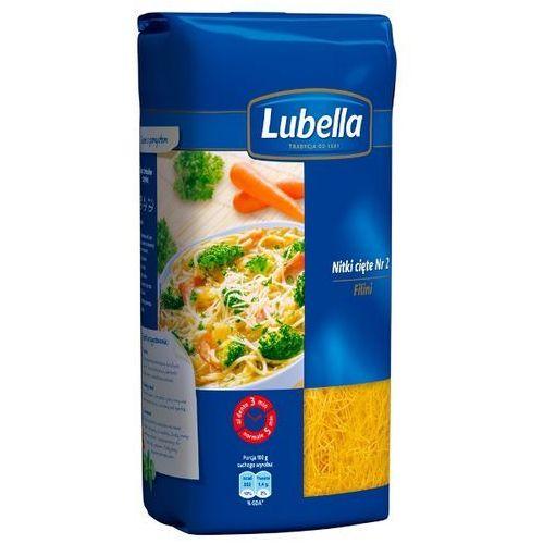 Lubella 500g makaron nitki cięte filini