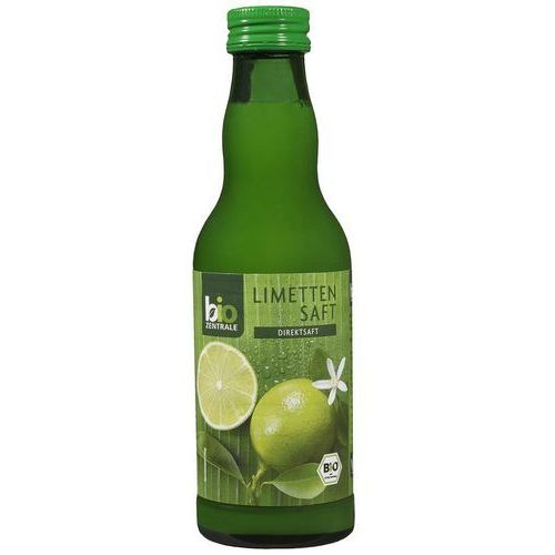 111bio zentrale Sok z limonki 100% 250ml - bio zentrale eko