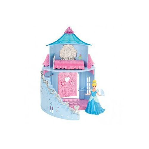 Disney Princess MagiClip Domki Księżniczek X9431- Pałac Kopciuszka X9435 (domek dla lalek) od Taniej.pl